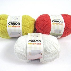 Caron Kindness Yarn - Multiple Colors Available